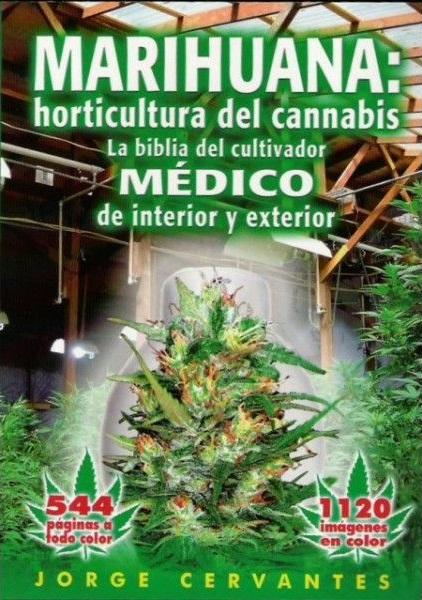 La bible du cultivateur de cannabis