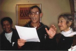 Jean Pierre Galland et Michka, de Mama Editions
