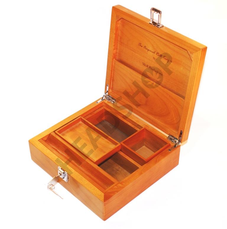The original T4 tray