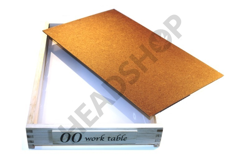 Work Table démontable pour faciliter le nettoyage