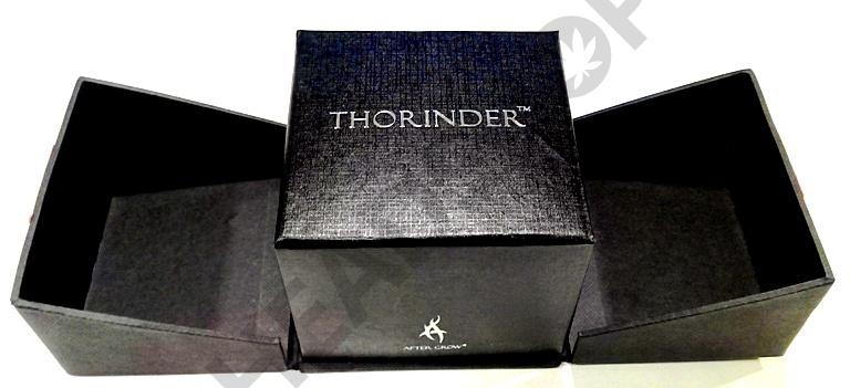 Boite ouverte du Thorinder