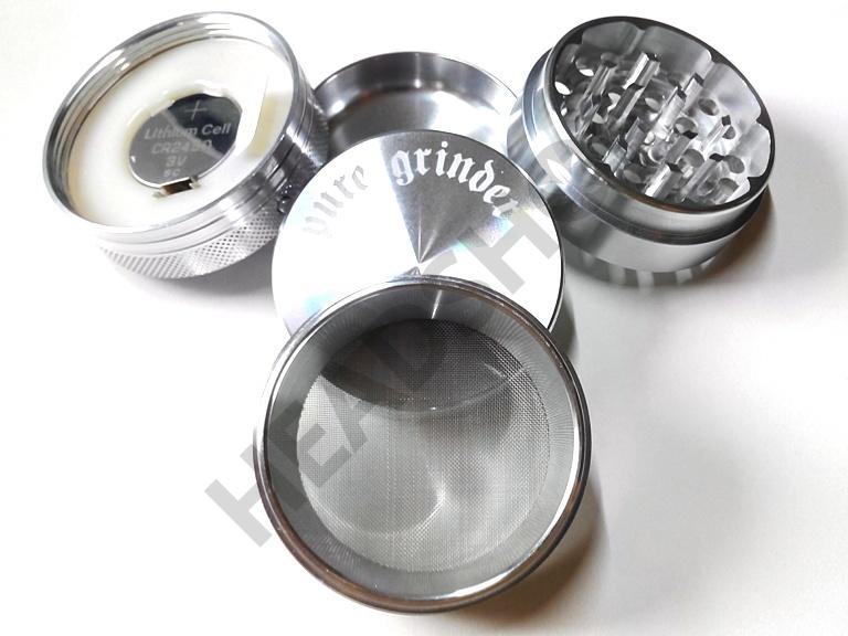 Pure Grinder fonction vibrateur