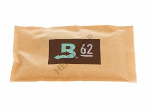 Boveda maintient une humidité constante de 62% dans le récipient