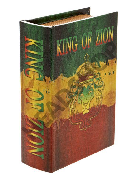 Boîte King Zion Box.