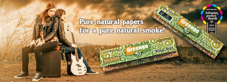 Papier à rouler naturel Greengo