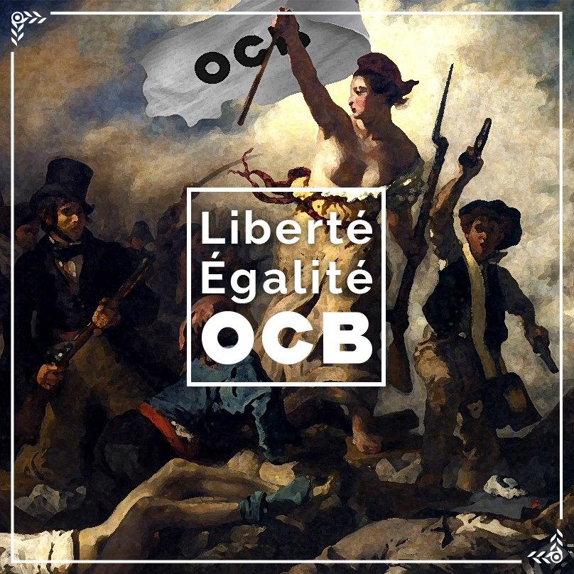 OCB, Oxyde Carton Blindé !