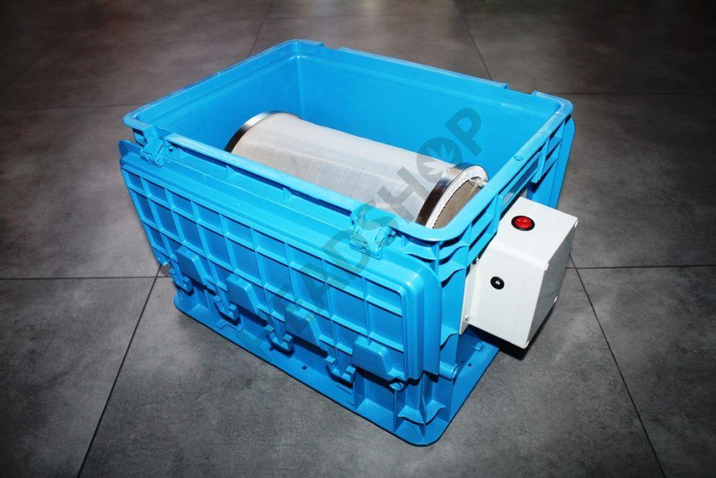 Secret Box, pour les extractions de résine à sec