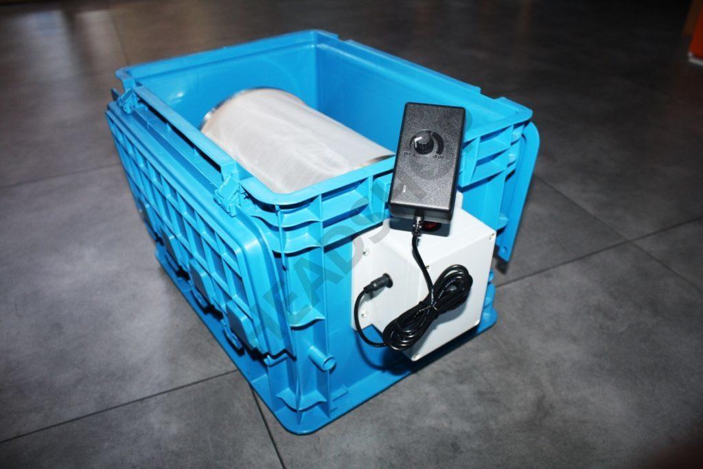 Secret Box avec puissance réglable