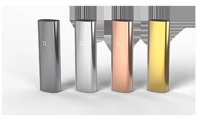 La gamme colorée et attractive du PAX 3