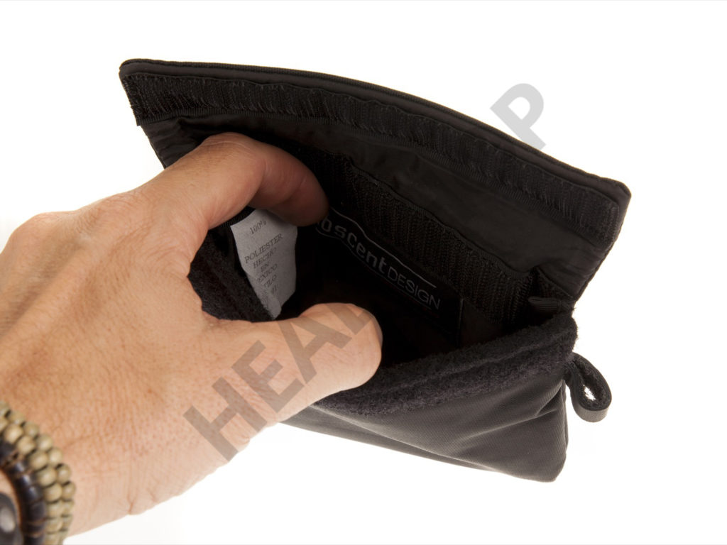 Portemonnaie anti-odeur- Abscent Pocket Protector