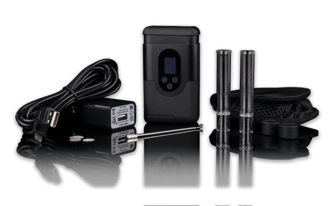 Kit vaporisation Arizer Argo